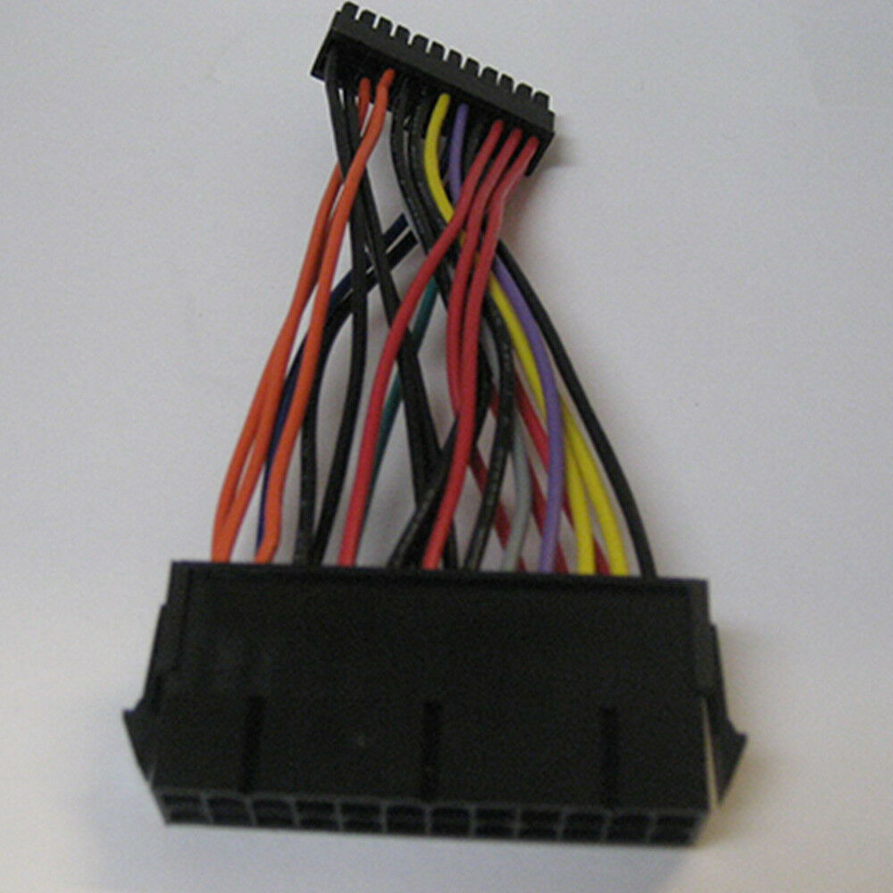 hight resolution of details about atx power supply 24pin to mini 24pin cable wire for dell optiplex 760 780 960 pc
