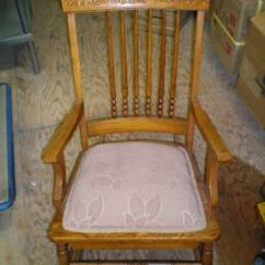 Antique Rocking Chairs For Sale Office Chair Repair Near Me Detailed Carving Low Price | Ebay