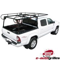 Compact Contractor Pickup Truck Tool Ladder Lumber Rack ...