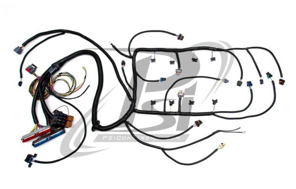 psi wiring harness ls1