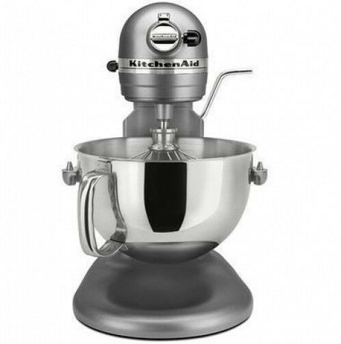 kitchen aid pro 600 sink hole cover kitchenaid series 575 w 6-qt stand mixer silver 6000 ...