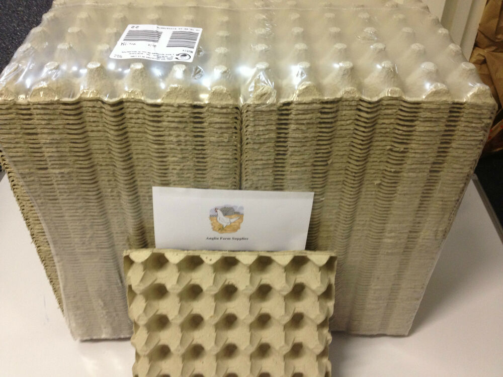 EGG TRAYS x 308 CARTONS CARDBOARD PACKAGING LARGE PACK