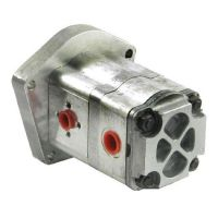 CASE IH NEW DUAL HYDRAULIC PUMP 3063911R93 384 3444 444 ...