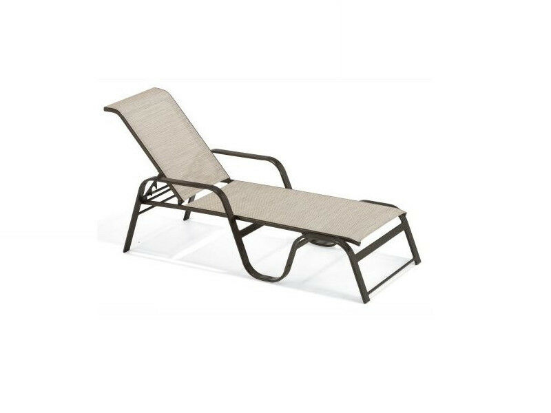 Winston key West Replacement Stackable Chaise Lounge Sling 7229  eBay