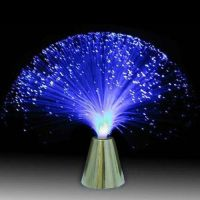 Colour Changing FIBRE OPTIC FOUNTAIN.... Battery Operated ...