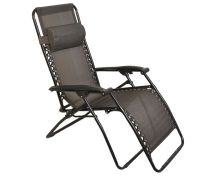 Modern Outdoor Patio Folding Chair Gravity