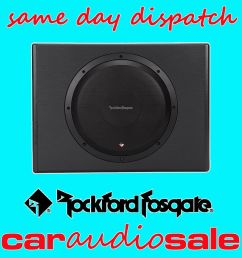 rockford fosgate p300 12 12 quot active powered sub subwoofer rockford fosgate p300 1 manual [ 1000 x 1000 Pixel ]