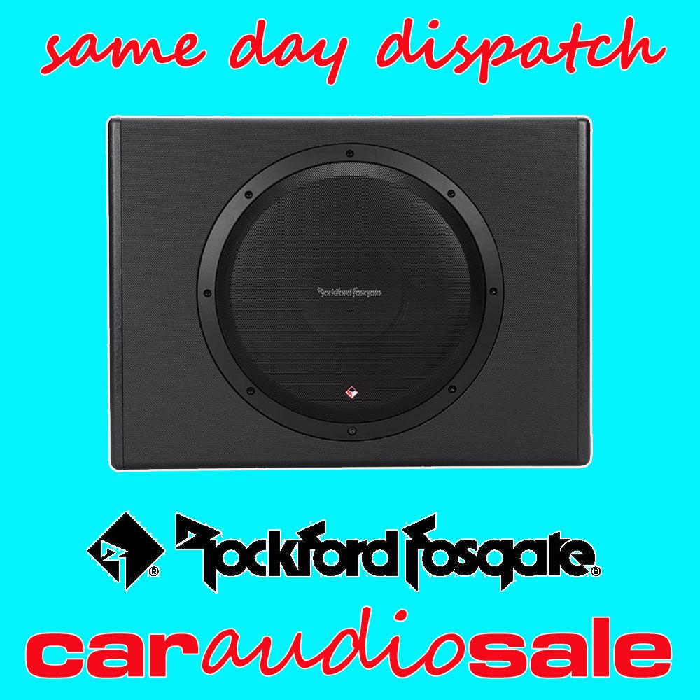 medium resolution of rockford fosgate p300 12 12 quot active powered sub subwoofer rockford fosgate p300 1 manual