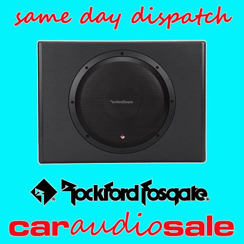 small resolution of rockford fosgate p300 12 12 quot active powered sub subwoofer rockford fosgate p300 1 manual