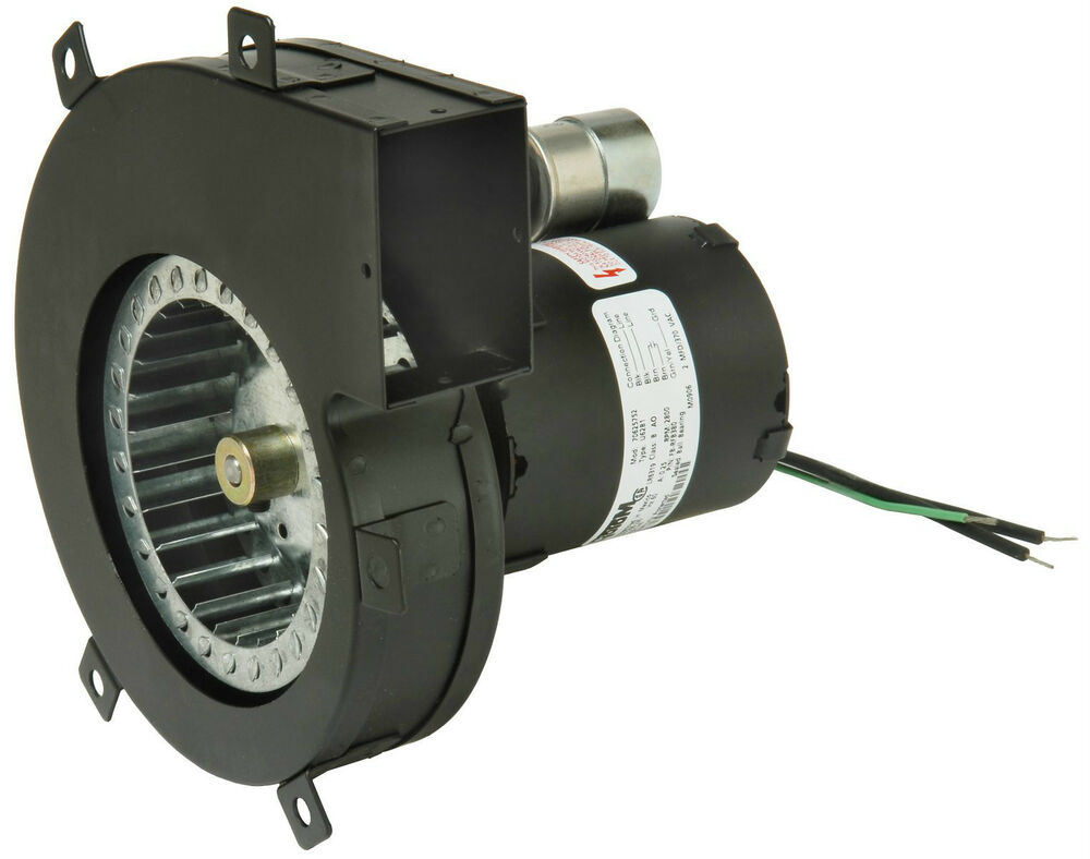 Trane Furnace Draft Inducer Blower (X38040036037, 7062