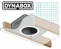 Dynamat 50306 DynaBox Speaker Enclosure For In Ceiling ...
