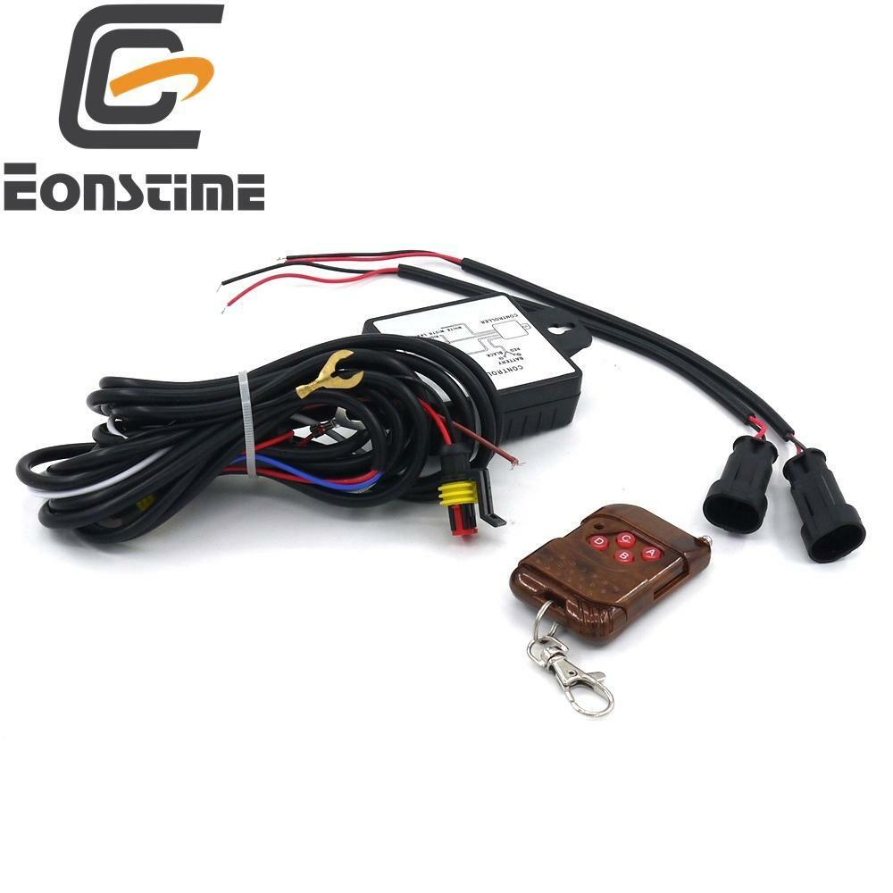 Tow1010 Advanced Automotive Towing Relay And Lighting Control