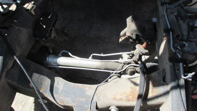 20072012 Chevrolet Silverado 1500 Power Steering Rack And Pinion