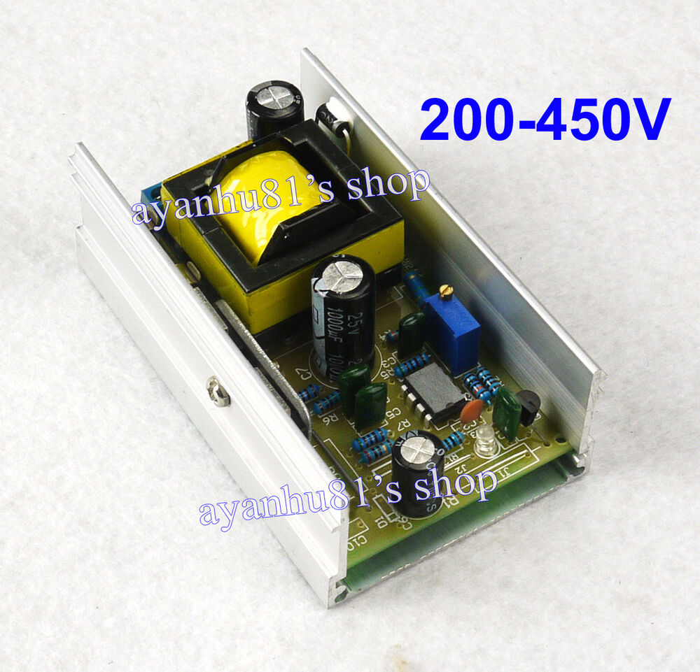 24 Volt Ac Home Wiring Dc 12v 24v To Dc 200 450v 70w High Voltage Boost Converter