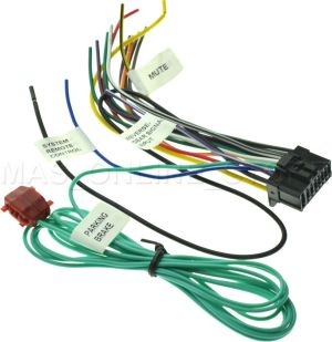 WIRE HARNESS FOR PIONEER AVHP4300DVD AVHP4300DVD *PAY
