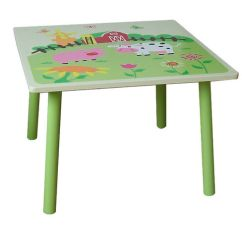 Ikea Childrens Chair 2 Spandex Covers On Ebay Farm Style Wooden Table And Set - Kids Toddlers Childs New  