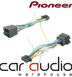pioneer 16 pin iso head unit replacement car stereo wiring pioneer car stereo wire harness pioneer [ 1000 x 1000 Pixel ]