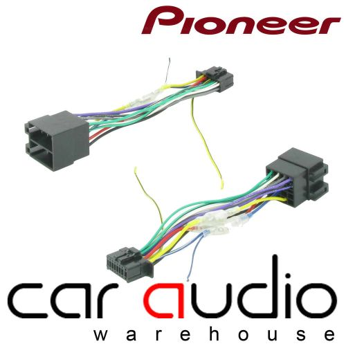 small resolution of pioneer 16 pin iso head unit replacement car stereo wiring pioneer car stereo wire harness pioneer
