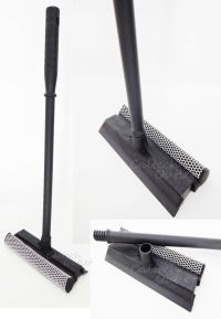 Car Window Squeegee Long Handle Washer Scrubber Cleaner ...
