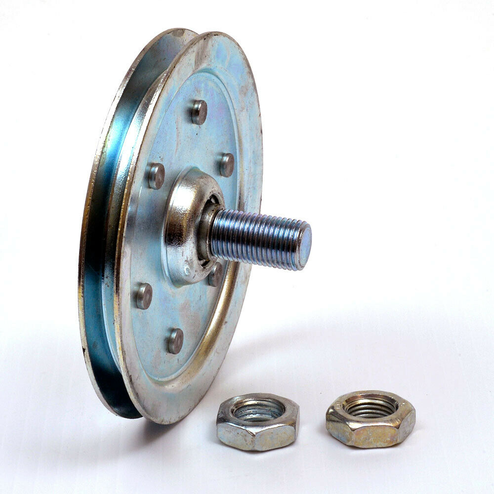 Garage Door 4 Inch Sheave Pulley With Stud  Ebay