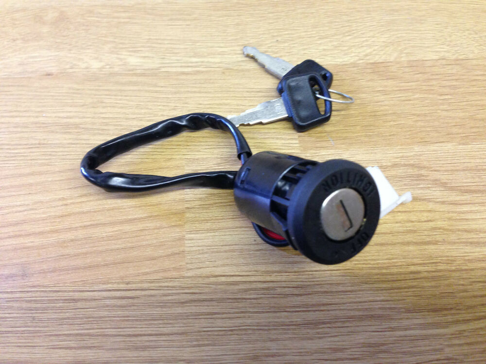 Wire Ignition Switch W Keys