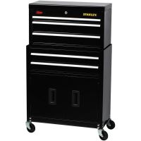 Stanley Rolling Tool Chest Box Cabinet Storage Drawer ...