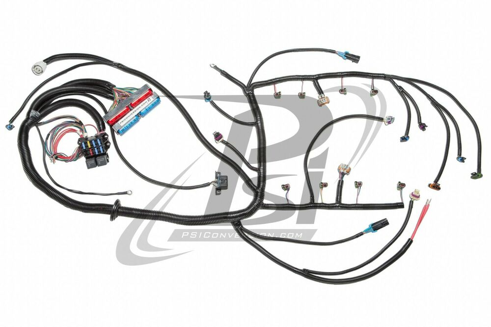 Gm Ls3 Engine Harness, Gm, Free Engine Image For User