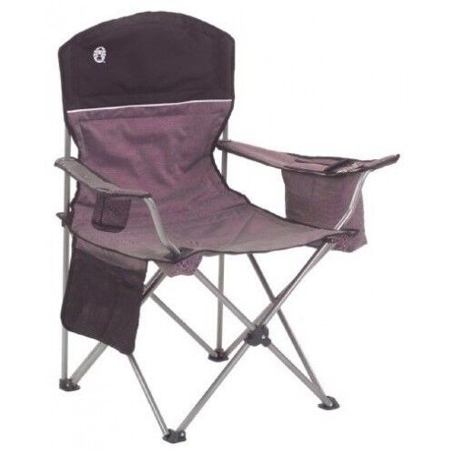 ONE COLEMAN COOLER QUAD CHAIR PLUS CAMPING BROADBAND WITH