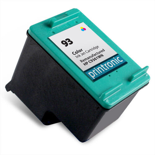 Recycled Hp 93 C9361wn Color Ink Cartridge For Hp Psc