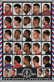 24 x 36 barber salon modern
