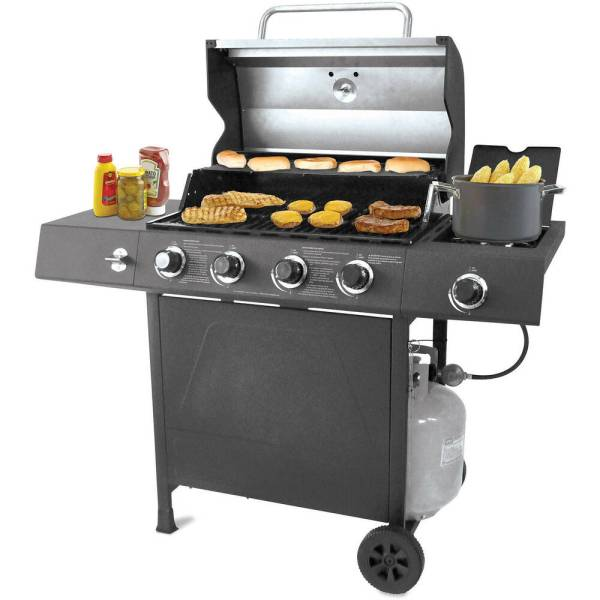 Stainless Steel Gas BBQ Grills