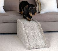 Dog Ramp Handmade Indoor Pet Cat Dog Bed Sofa Steps Stairs ...