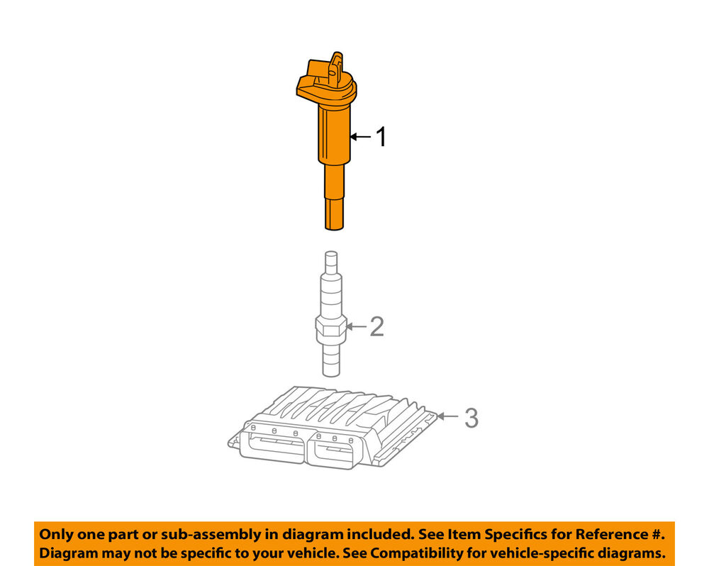 hight resolution of details about bmw oem 11 16 x5 ignition coil 12138616153 important please read info