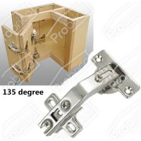 Concealed Corner Folded Kitchen Cabinet Door Hinges ...