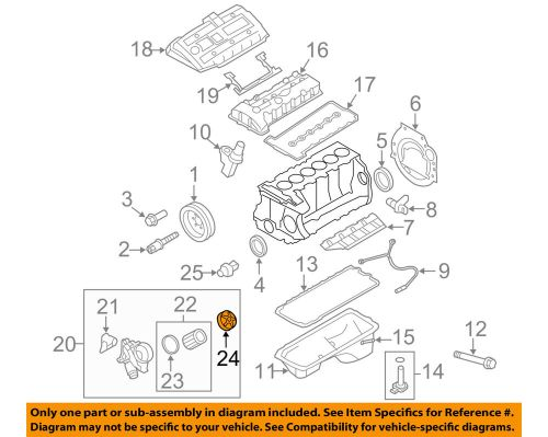 small resolution of l6 engine diagram wiring diagrams wni bmw oem 06 16 z4 3 0l l6 engine appearance