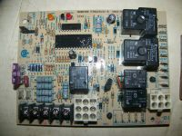 Nordyne Intertherm Gibson Gas Furnace Control Board 624631 ...