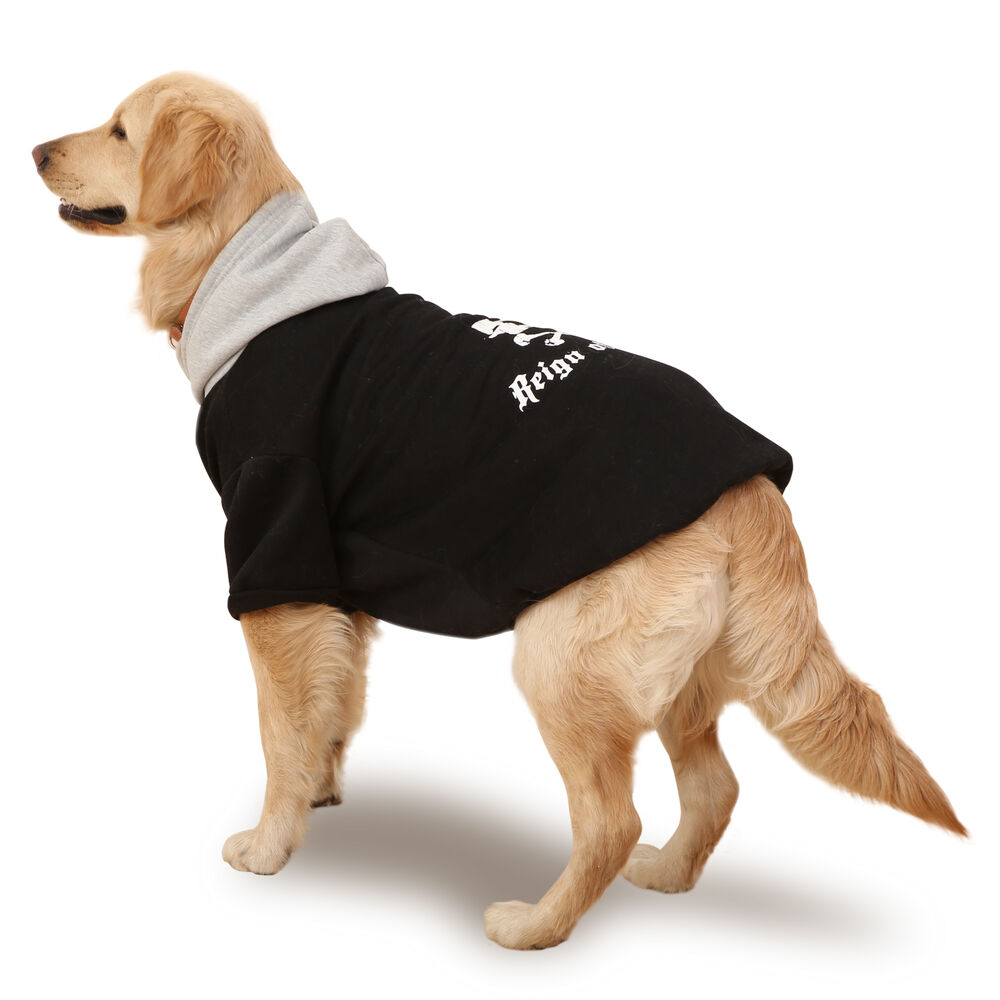 Pet Hoodie Dog Clothes Small Large Dog Warm Sweater Puppy