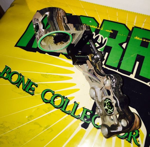Team Extreme Bone Collector Bow Sights 1150-19ap