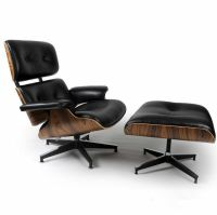eMod Eames Style Lounge Chair & Ottoman - Eames Style ...