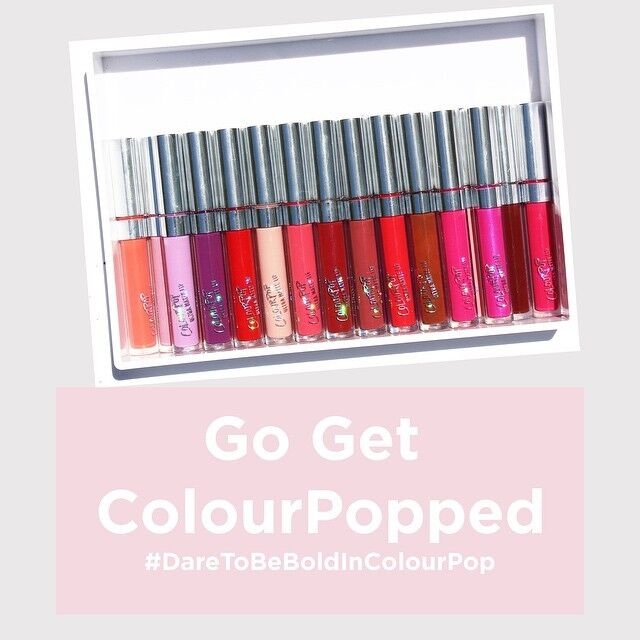Colourpop Ultra Matte Lip Liquid Lipsticks Choose Shade