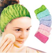 women girls towel face wash shower