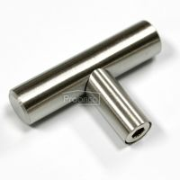 "1/2""Stainless Steel T bar Kitchen Cabinet Drawer Pulls ..."