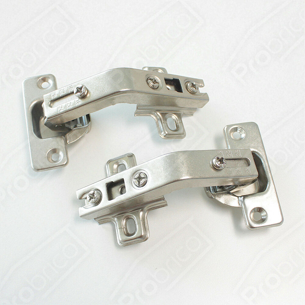 2 Pairs Corner Folded Combination Kitchen CabinetCupboard Door Hinges 135degree  eBay
