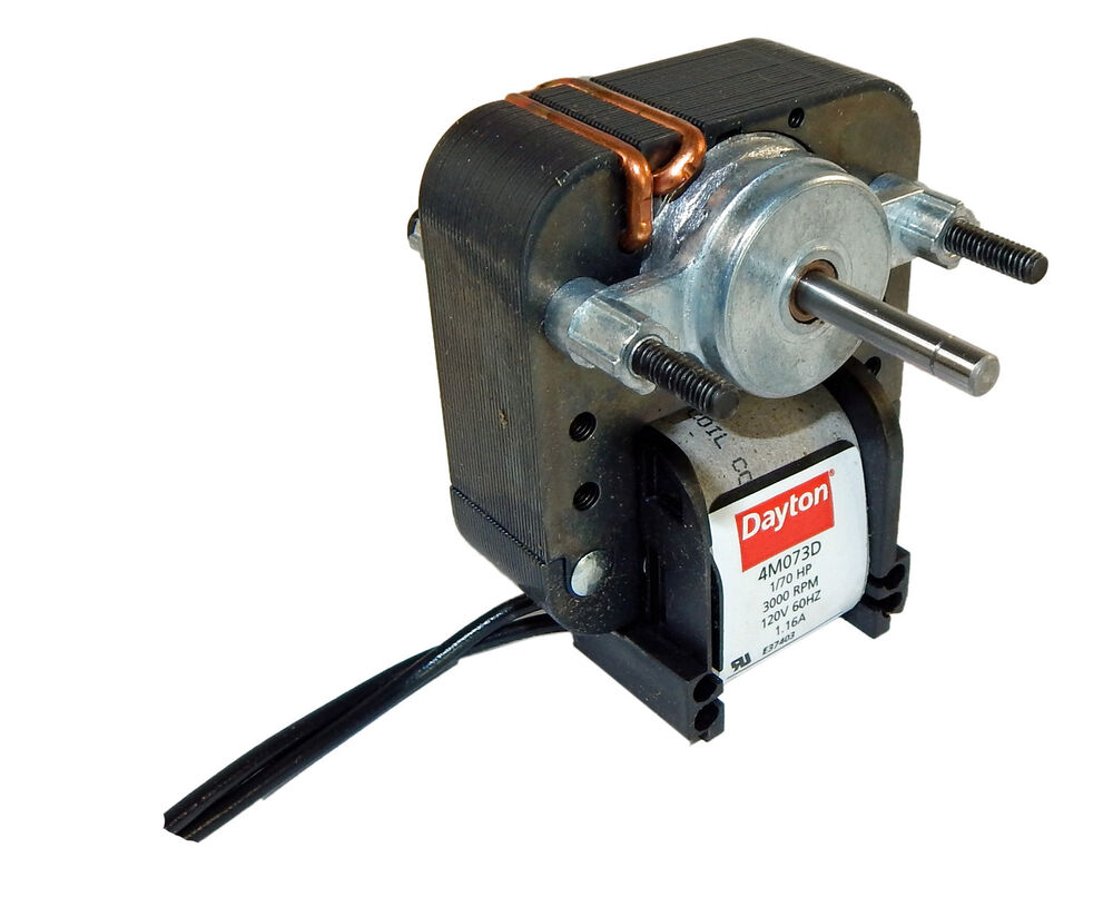 hight resolution of details about dayton electric c frame vent fan motor 1 70 hp 3000 rpm 115v model 4m073