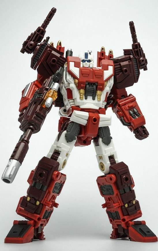New Warbotron Transformers WB03 E Computron Scattershot Action Figure In Stock EBay