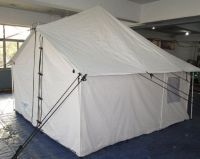 10 x 10 CANVAS SPIKE TENT