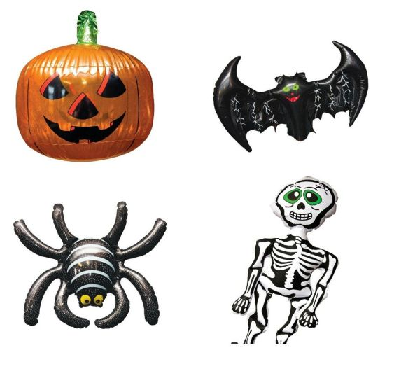 Halloween Inflatable Spider Decoration