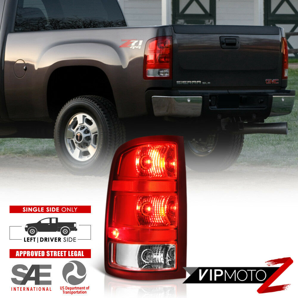 2007 Gmc Sierra Tail Light Wiring Diagram