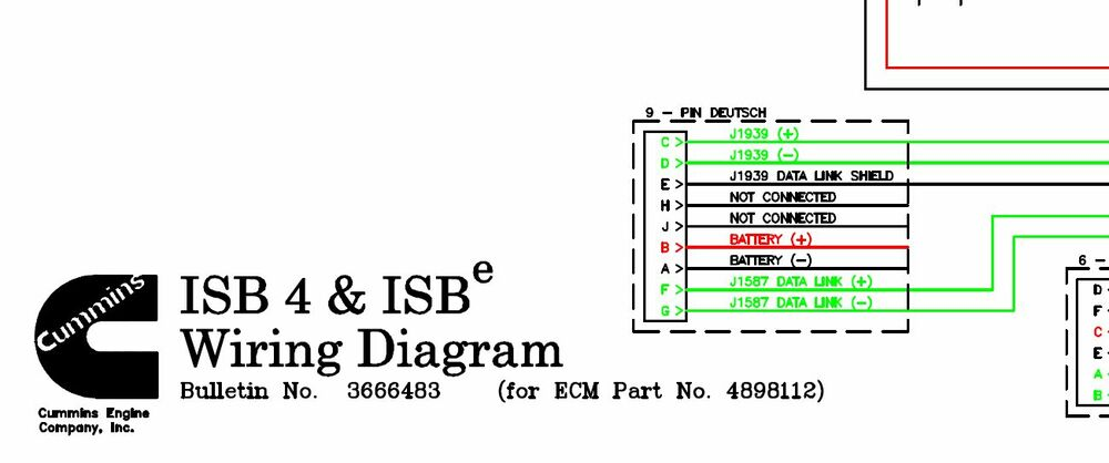 qsb6 7 wiring diagram