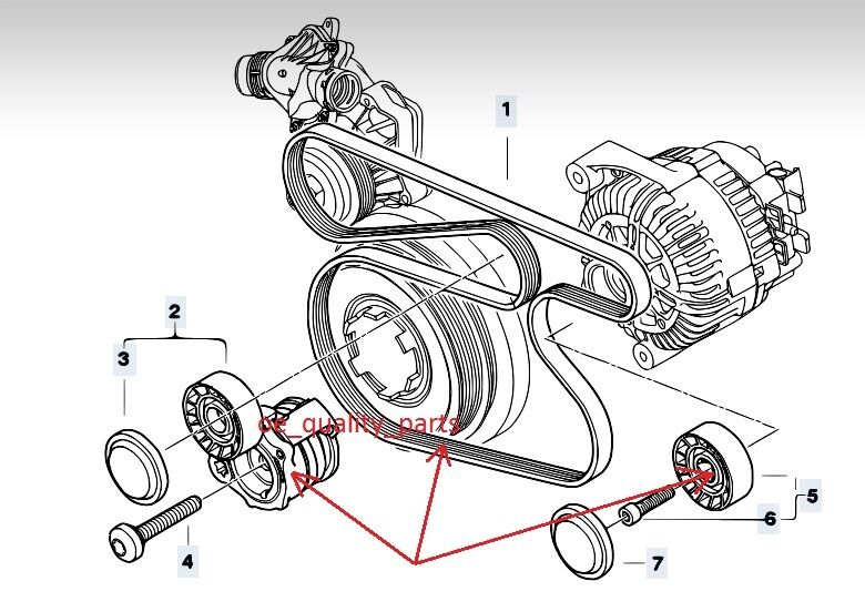 bmw 1 series e87 engine diagram